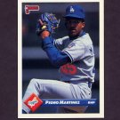 1993 Donruss Baseball #326 Pedro Martinez - Los Angeles Dodgers
