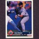 1993 Donruss Baseball #283 Kent Hrbek - Minnesota Twins