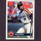 1993 Donruss Baseball #140 Ken Caminiti - Houston Astros