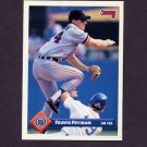 1993 Donruss Baseball #127 Travis Fryman - Detroit Tigers