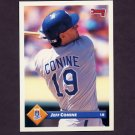 1993 Donruss Baseball #101 Jeff Conine - Kansas City Royals
