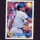 1993 Donruss Baseball #045 Dante Bichette - Milwaukee Brewers