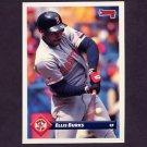 1993 Donruss Baseball #033 Ellis Burks - Boston Red Sox