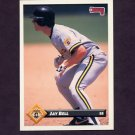 1993 Donruss Baseball #018 Jay Bell - Pittsburgh Pirates