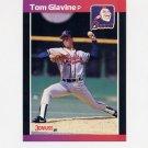 1989 Donruss Baseball #381 Tom Glavine - Atlanta Braves