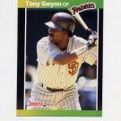 1989 Donruss Baseball #128 Tony Gwynn - San Diego Padres