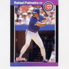 1989 Donruss Baseball #049 Rafael Palmeiro - Chicago Cubs