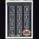 1994 Topps Black Gold Baseball Set B Molitor / Palmeiro / Puckett / Ripken / Thomas / Salmon