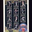 1993 Topps Black Gold Baseball #D Winner 34-44 Expired