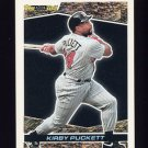 1993 Topps Black Gold Baseball #40 Kirby Puckett - Minnesota Twins