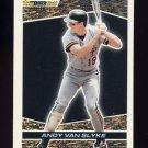 1993 Topps Black Gold Baseball #21 Andy Van Slyke - Pittsburgh Pirates