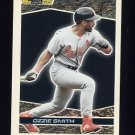 1993 Topps Black Gold Baseball #20 Ozzie Smith - St. Louis Cardinals