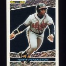 1993 Topps Black Gold Baseball #15 Terry Pendleton - Atlanta Braves