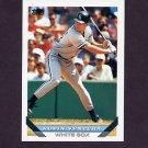 1993 Topps Baseball #770 Robin Ventura - Chicago White Sox