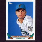 1993 Topps Baseball #572 Trevor Hoffman - Florida Marlins