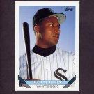 1993 Topps Baseball #400 Bo Jackson - Chicago White Sox