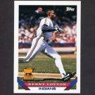1993 Topps Baseball #331 Kenny Lofton - Cleveland Indians