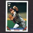 1993 Topps Baseball #280 Tom Glavine - Atlanta Braves