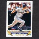 1993 Topps Baseball #232 Tino Martinez - Seattle Mariners