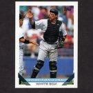1993 Topps Baseball #230 Carlton Fisk - Chicago White Sox