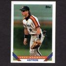 1993 Topps Baseball #227 Jeff Bagwell - Houston Astros