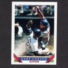 1993 Topps Baseball #205 Gary Carter - Montreal Expos