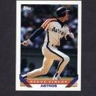 1993 Topps Baseball #148 Steve Finley - Houston Astros