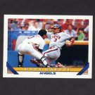 1993 Topps Baseball #139 Gary Gaetti - California Angels