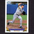 1993 Topps Baseball #076 Kevin Appier - Kansas City Royals