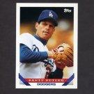 1993 Topps Baseball #065 Brett Butler - Los Angeles Dodgers