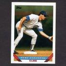 1993 Topps Baseball #003 Ryne Sandberg - Chicago Cubs