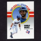 1990 Fleer Baseball All-Stars #01 Harold Baines - Texas Rangers