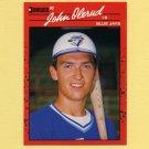 1990 Donruss Baseball #711 John Olerud RC - Toronto Blue Jays