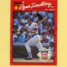 1990 Donruss Baseball #692B Ryne Sandberg AS - Chicago Cubs