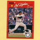 1990 Donruss Baseball #676A Cal Ripken AS - Baltimore Orioles NM-M