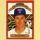 1990 Donruss Baseball #665 Nolan Ryan KING - Texas Rangers