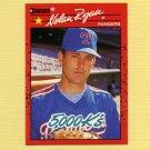 1990 Donruss Baseball #659 Nolan Ryan 5000K - Texas Rangers