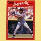 1990 Donruss Baseball #390 Albert Belle - Cleveland Indians