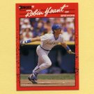 1990 Donruss Baseball #146 Robin Yount - Milwaukee Brewers