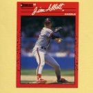 1990 Donruss Baseball #108 Jim Abbott - California Angels