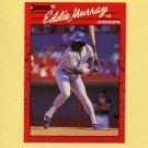 1990 Donruss Baseball #077 Eddie Murray - Los Angeles Dodgers