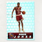 1994 Pacific Prisms Basketball #25 Eddie Jones - Los Angeles Lakers
