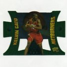 1997-98 Press Pass Basketball Net Burners #NB10 Kelvin Cato
