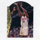 1994-95 SP Basketball Die Cuts #D129 Willie Burton - Philadelphia 76ers