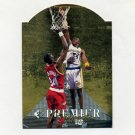 1994-95 SP Basketball Die Cuts #D011 Carlos Rogers RC - Golden State Warriors