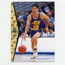 1994-95 SP Basketball #157 John Stockton - Utah Jazz