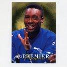 1994-95 SP Basketball #018 Tony Dumas FOIL RC - Dallas Mavericks