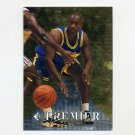 1994-95 SP Basketball #015 Clifford Rozier FOIL RC - Golden State Warriors