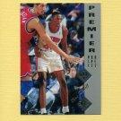 1995-96 SP Basketball #153 Theo Ratliff RC - Detroit Pistons