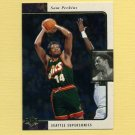 1995-96 SP Basketball #126 Sam Perkins - Seattle Supersonics